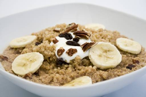 Oats are an excellent superfood